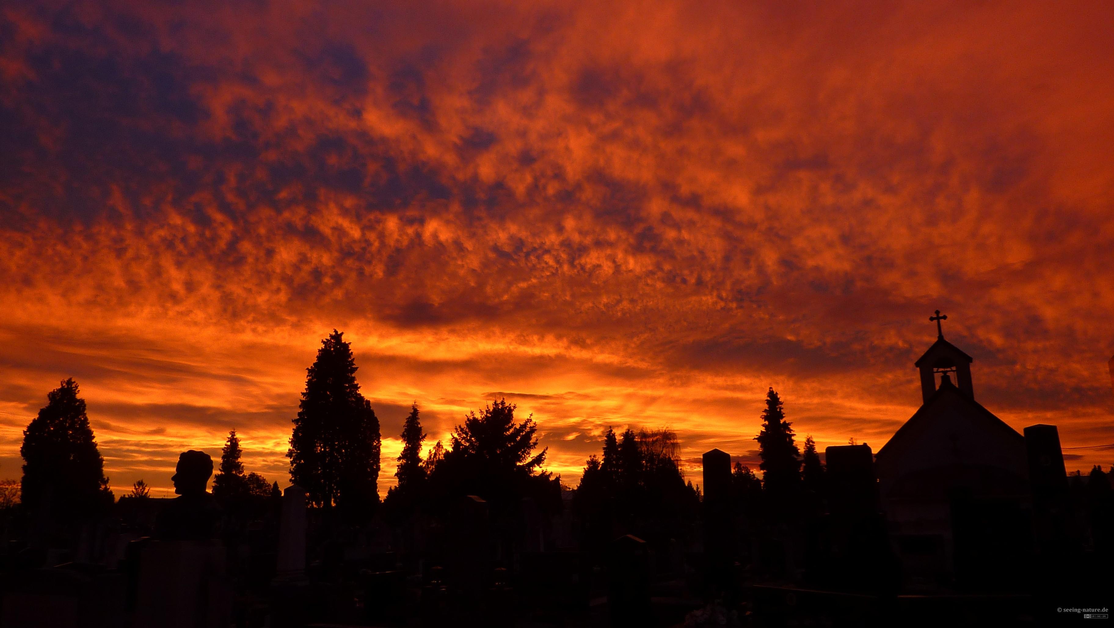 Burning Sky / Nebeska stihija